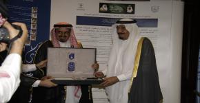 د. العثمان : الأمير سلمان بن عبدالعزيز نقل مشروع أوقاف الجامعة من حيز الأفكار إلى أرض الواقع