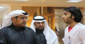 نادي التمريض بكلية التمريض ينظم فعاليات كورونا في مستشفى الملك خالد الجامعي