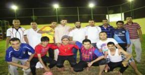 طلاب حلقات تحفيظ القرآن بإسكان الطلاب في رحلة اليوم الواحد