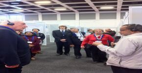 شارك كرسي الأمير متعب بن عبدالله بن عبد العزيز لأبحاث المؤشرات الحيوية لهشاشة العظام في المؤتمر الأوربي الخامس والأربعين لداء السكري