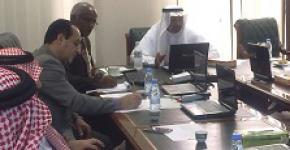 Initiative for Excellence in Information Technology Committee Organizes Meeting