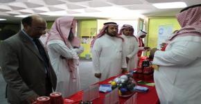 الحملة التوعوية للمحافظة على الكلى والتبرع بالأعضاء تحط رحالها في كلية المجتمع بجامعة الملك سعود