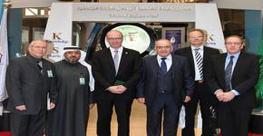Kolding, Denmark mayor, delegation visits King Saud University