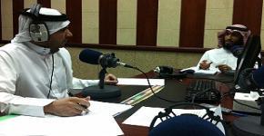 KSU Reading Club members interviewed on Al-Riyadh radio show