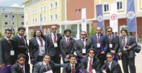 Saudi delegation, including 13 KSU students, visits Turkey