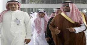 نيابة عن أمير الرياض الأمير تركي بن عبدالله يتفقد عدد من المشاريع بجامعة الملك سعود