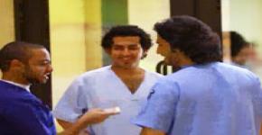 وكيل الجامعة للتخصصات الصحية يرعى حفل تخرج طلبة كلية التمريض