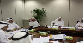 الاجتماع الثاني للمجلس الاستشاري لكلية الهندسة