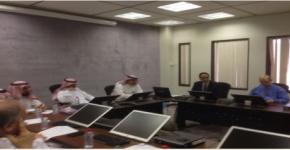 برنامجين بكلية العلوم يطبقان نظام جامعة الملك سعود لإدارة الجودة