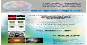 US Ophthalmologists to Speak at KSU Conference