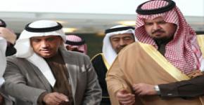 نائب وزير الدفاع الأمير سلمان بن سلطان يزور الجامعة