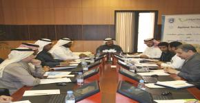 الاجتماع السادس للجنة الإشرافية  للحملة التوعوية لبرنامج كراسي البحث بجامعة الملك سعود