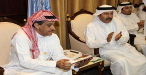 مدير جامعة الملك سعود يدشن النسخة الثانية من برنامج معيد ويطلق نظام فعاليات الإلكتروني