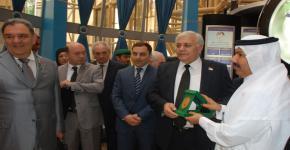 رئيس المجلس الوطني بأذربيجان يدعو لفتح قنوات تعاون مشترك بين الجامعات السعودية ونظيراتها في أذربيجان
