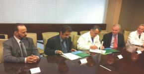 جامعة الملك سعود توقع اتفاقية تعاون مشترك مع معهد باسكوم بالمر للعيون بجامعة ميامي