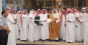 إنطلاق فعاليات يوم المهنة السنوي للتخصصات الهندسية بجامعة الملك سعود
