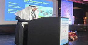 Dr. Surayie Al-Dousary delivers presentations at rhinology conference in Dubai