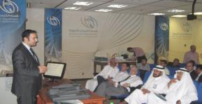 كرسي الأمير متعب بن عبد الله لأبحاث المؤشرات الحيوية ينظم سلسلة محاضرات حول التقدم لطلب المنح البحثية ببرنامج الـ FP7