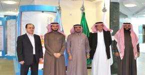 مذكرة تفاهم بين وادي الرياض للتقنية و شركة أرامكو السعودية في مجال الطاقة المتجددة