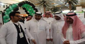 نادي التمريض يقيم  فعاليات السجل السعودي للمتبرعين بالخلايا الجذعية