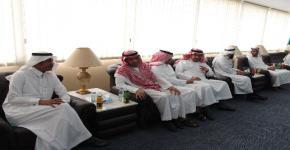 المجلس الاستشاري لقسم علوم الحاسب يعقد اجتماعه في رحاب كلية المجتمع