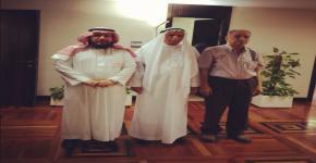 مشرف كرسي تعليم القرآن وإقرائه يزور مركز جمعة الماجد في دبي