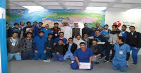 كلية الأمير سلطان بن عبدالعزيز للخدمات الطبية الطارئة تقيم محاضرة توعوية عن تطبيقات الصحة الإلكترونية في المملكة لطلابها بالتعاون مع مركز التميز للصحة الإلكترونية بوزارة الصحة