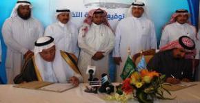 KSU, SWCC sign memorandum for study on water desalination