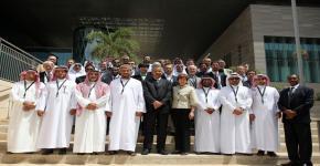 KSU experts share experience to beat date palm menace