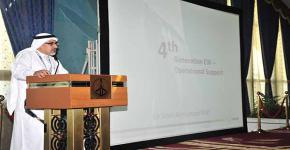 معهد الامير سلطان الابحاث التقنيات المتقدمة (PSATRI) يشارك في مؤتمر الحرب الإلكترونية في دول مجلس التعاون الخليجي 2013م بأبو ظبي