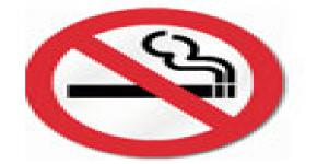 Directorate of Safety and Security implements campus smoking ban