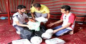 KSU Social Responsibility Club rehabilitates football fields in Riyadh neighborhoods