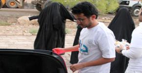 KSU student volunteers make Humanitarian Journey during Ramadan