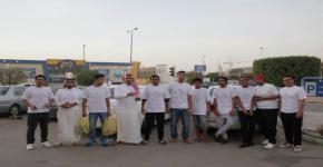 KSU Students Distribute Iftar Meals During Ramadan