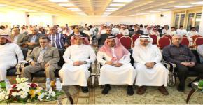 كلية المجتمع تعقد ورشة عمل عن قطاع التأمين السعودي