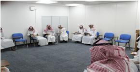 يوم توظيفي حافل في رحاب كلية المجتمع بجامعة الملك سعود