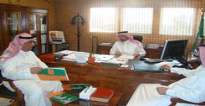المركز الوطني في ضيافة نائب وزير التربية والتعليم