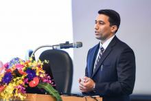 KSU Professor Represented Saudi Arabia at a High-Profile Forum on Regional Security and Transnational Crime