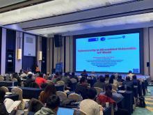 CoEIA and KSU Shine at International Conference on Big Data and Security