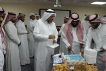 كلية الأمير سلطان بن عبدالعزيز للخدمات الطبية الطارئة تقيم حفل معايدة حلول عيد الأضحى 1435هـ
