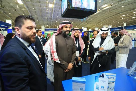 Saudi International Exhibition and Conference for Internet of Things (IoT), officially sponsored by the Ministry of Communications and Information Technology, was o ...
