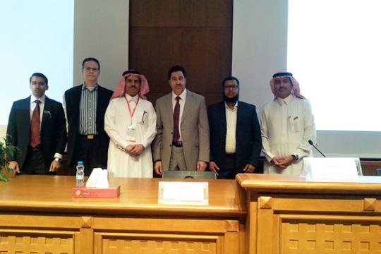 "A workshop entitled, ""Forefront of Scientific Publishing: Impact on Achieving Saudi Vision 2030"" was organized on 8 November 2016 at the auditorium of College of D ..."